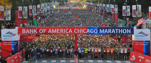 marathon of chicago 2018