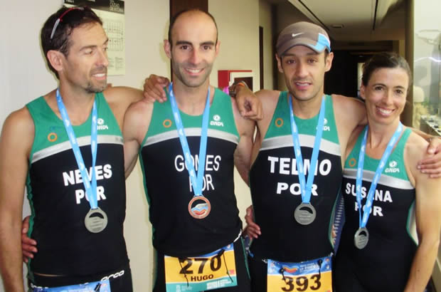 Triathlon World Championship Vitoria top